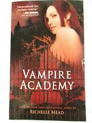 Vampire Academy Book No.1 By Richelle Mead 2007 Penguin Books Paperback