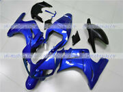 Fairing Fit For 2003-2013 Suzuki Sv650 New Blue Abs Plastic A07