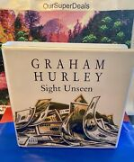 Graham Hurley Sight Unseen Audio Book Read By Julia Franklin 10 Cd's