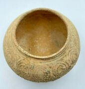 Indus Valley Antiquity Pottery Painted Bowl C.3000-2000 Bc Bronze Age South Asia