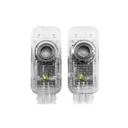 Car Door San Diego Chargers Logo Projector Laser Ghost Shadow Light Fit For Audi