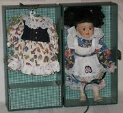 1997 Heritage Mint Doll Lasting Impressions Companion Collection 3 Outfits +case