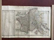 Antique Map - The French Empire And The Kingdom Of Italy 1813