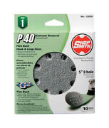 Shopsmith 12050 40 Grit Hook And Loop Vented Sanding Disc 5 Dia. In.
