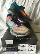 Nike Kobe Zoom Vli 7 System 2012 And039what Theandrsquo Og Size 11 Ds