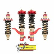 Function And Form Type 2 Adjustable Full Coilovers For 2002-06 Acura Rsx