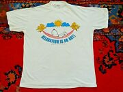 Snoopy Peanuts Vintage 70and039s 80and039s T-shirt United Feature Syndicate Inc. Size Xl