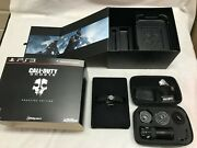 Call Of Duty Ghosts Prestige Edition Sony Playstation 3 Ps3 No Game