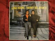 Porgy And Bess / Harry Belafonte And Lena Horne 1959 Rca Victor Lop-1507, Mono Ex