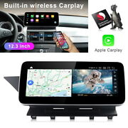 12.3android Car Gps Radio Video Player Dash For Mercedes Benz Glk X204 2008-12