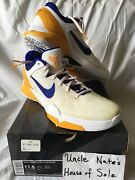 Nike Kobe Zoom Vli 7 System And039lakers Homeand039 Size 11.5 Ds