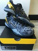 Nike Zoom Kobe Vii 7 2013 And039preludeand039 Og Size 7 Gs Ds