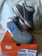 Nike Kobe 2009 Zoom Iv 4 Minneapolis And039mplsand039 Lakers Og Suede Size 11 Ds