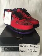 Nike Air Force 1 Ng Cmft Lw Andlsquoyots Year Of The Snakeandrsquo Size 11 Ds