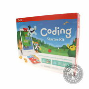 Open Box Osmo Coding Starter Kit For Ipad - 3 Educational Games - 5 - 10 Ages