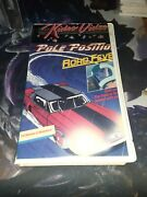 Pole Position Vhs Kideo Video Extremely Rare Htf Obscure Arcade Game Cartoon