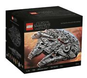 Lego Star Wars Ucs Millenium Falcon 75192 New In Box Item In Hand Ready To Ship