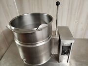 Cleveland Commercial Electric Kettle Ket-12t