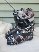 Nordica Hot Rod 95 Mens Ski Boots Sz 27.0/9....in Good Condition...do Show Signs