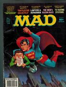 Mad Magazine 123 To 208 + Annual 11 Ec 1st Print 13 Issue Lot Mid 1970's L2