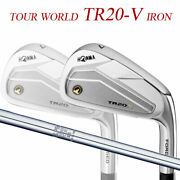 Special Order Honma Golf Tour World Tr20-v Iron Pieces Set 10 N.s. Pro 1150gh