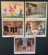Sound Of Music Roadshow 8 Lobby Card Set - Julie Andrews  Hollywood Posters