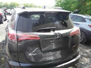 No Shipping Trunk/hatch/tailgate Privacy Tint Glass Manual Lift Fits 16 Rav4 1