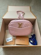 Louis Vuitton Small Handbag - Purse - Pink - New Wave Camera Bag Quilted Leather