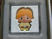 2021 Niue Star Wars Luke Skywalker Chibi 1oz Silver Proof Coin - Sold Out