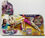Nerf Rebelle Golden Edge Bow Dart Pink Gold Gun And Darts Toys R Us Exclusv ⬇️read