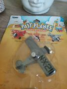 Tomy Retro Plane 1982 Wind Up Toy - Spirit Of St Louis - New Sealed In Pack