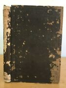 Sketch Of The Life And Ministry Of The Rev. Charles H. Spurgeon 1857 1st Edition