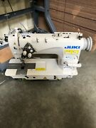 Juki 3578a Industrial Double Needle - Sewing Machine Only No Motor Or Table