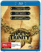 Monty Python Trilogy Holy Grail / Life Of Brian / Meaning Of Life Blu-ray Set