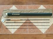 Sage Esn 3100-4 10ft 3wt 4pc Fly Fishing Rod W/tube And Sock For 3wt Line Reel