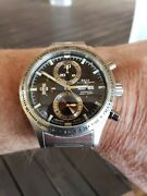 Rare Limited Edition Ball Fireman Skylab Ii Menand039s Watch Very Collectable