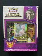 Pokemon Generations Mythical Collection Mew Box New Factory Sealed