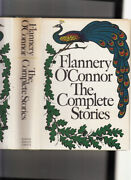 Flannery Oand039connor-the Complete Stories Rare 1st 1971-hb/j-superb-hi End Fine