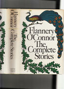 Flannery O'connor-the Complete Stories Rare 1st 1971-hb/j-superb-hi End Fine