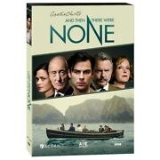 Agatha Christie's And Then There Were None - Dvd - Region 1 Us And Canada