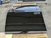 2015-2019 Ford F150 Pickup Truck Driver Lh Door Front G1 Black Oem Factory
