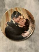 Critics Choice Gone With The Wind Series Gone With The Wind Lmtd Ed 1991 Plate
