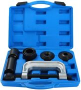 Heavy Duty 4 In 1 Ball Joint Press And U Joint Removal Tool Kit With 4x4 Adapters