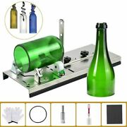 Cutter Kit Glass Bottle Diy Machine Cutting Wine Beer Whiskey Alcohol Champagne