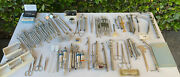 Vintage Medical Dental Tools - Huge Lot Of Stainless Steel Tools And More