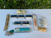 Vintage Medical Dental Lot Of 8 Medical Tools And Accessories