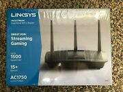 Linksys Max-stream Daul Band Wifi 5 Router Ac1750