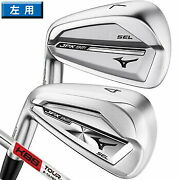 Mizuno 2020 Jpx921 Sel Iron 4-gw Set Of For Left Us Specification Kbs -taper