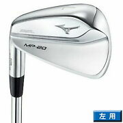 Mizuno 2020 Mp-20 Sel Iron For Left 3-pw Set Of Us Specification Dynamic Gold