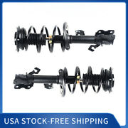 For 2011-2014 Nissan Juke Fwd Front Quick Complete Struts Coil Spring Assembly